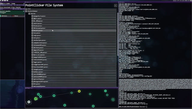 Hacknet File System