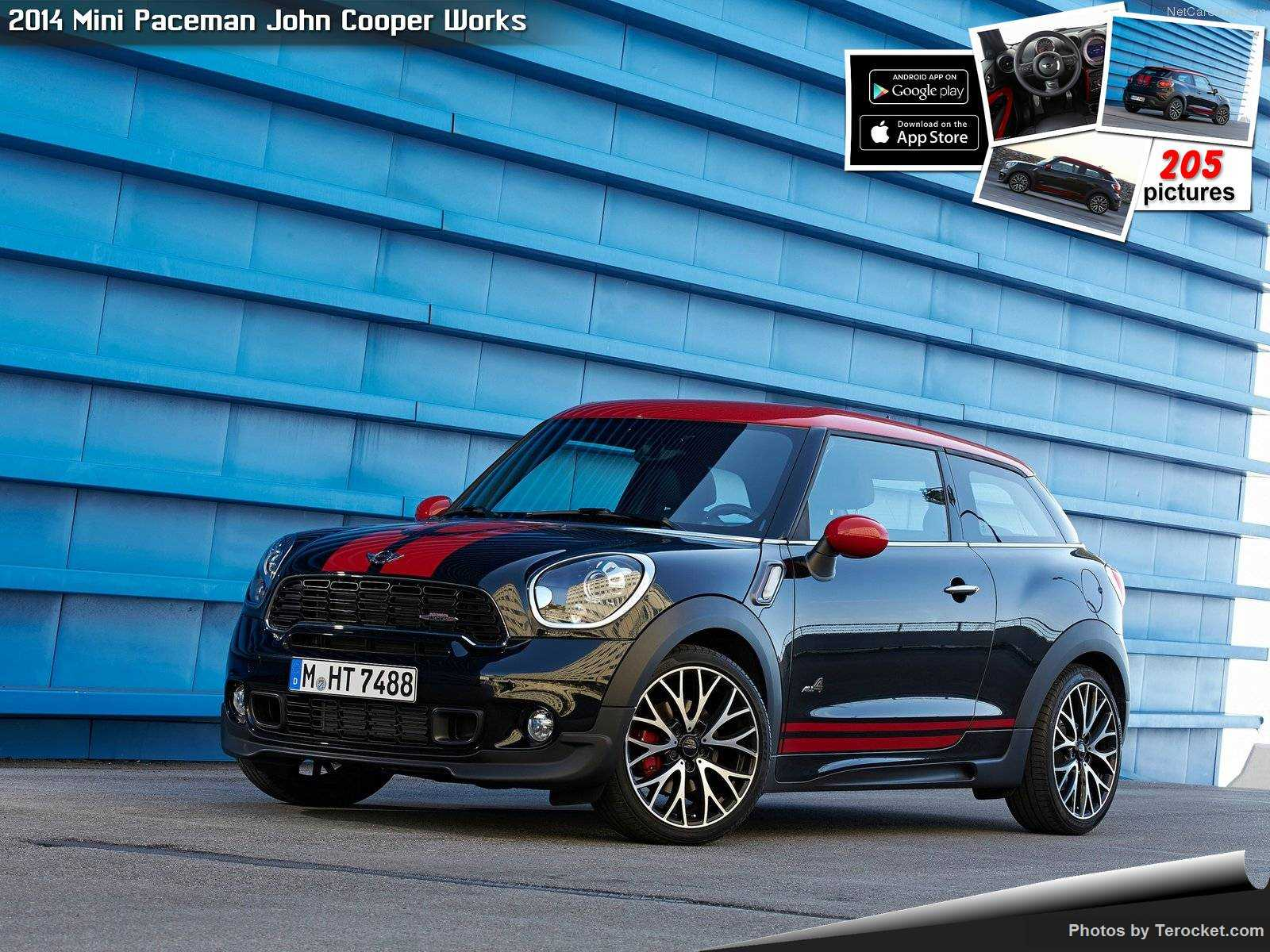 Hình ảnh xe ô tô Mini Paceman John Cooper Works 2014 & nội ngoại thất