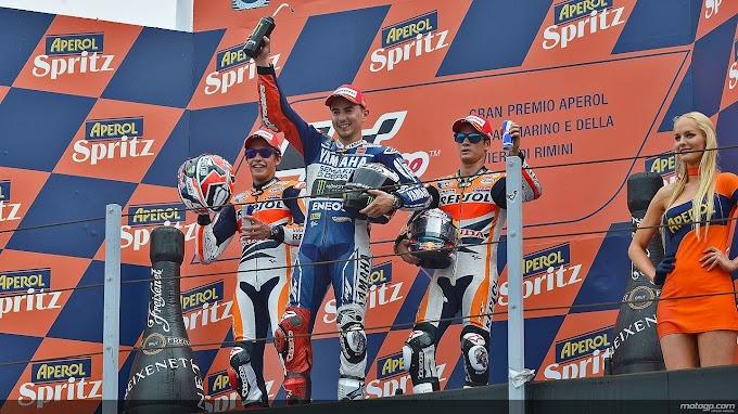 Klasemen MotoGP Per Seri San Marino, Misano 2013