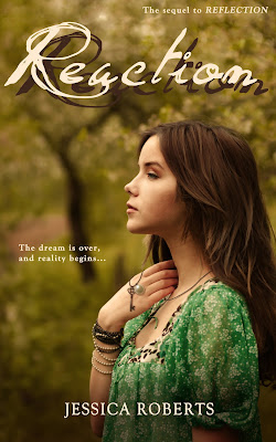 Cover Reveal: Reaction by Jessica Roberts