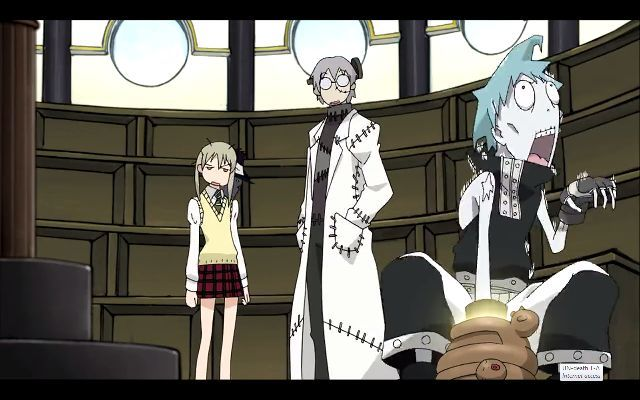 Soul Eater Episode 12 [Subtitle Indonesia]