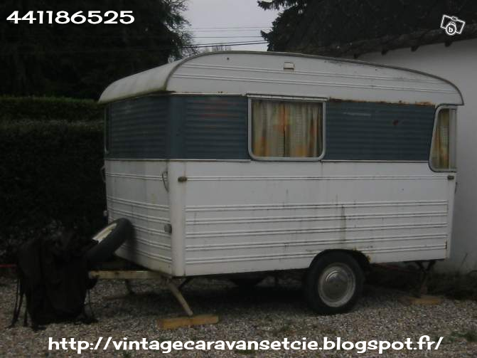 caravanes vintage et cie mars 2013. Black Bedroom Furniture Sets. Home Design Ideas