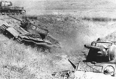 Perang Kursk - 5 Juli 1943 sampai 13 Juli 194