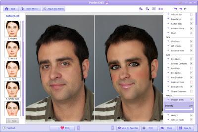 Perfect365 v1.1.0.1 + PORTABLE Ajusta f�cilmente varios rasgos faciales y maquillaje en tus fotos retrato