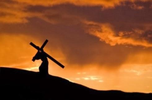Нека вдигне кръста си и да ме последва..