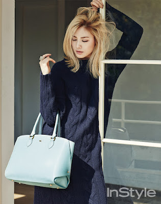 Nana After School InStyle November 2015