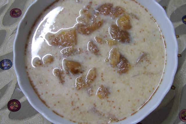 Yemiş Tatlısı - Sütlü incir tatlısı tarifi