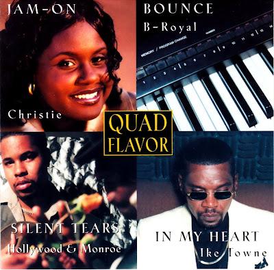 VA - Quad Flavor_(C.P.R)-(CDS)-1997