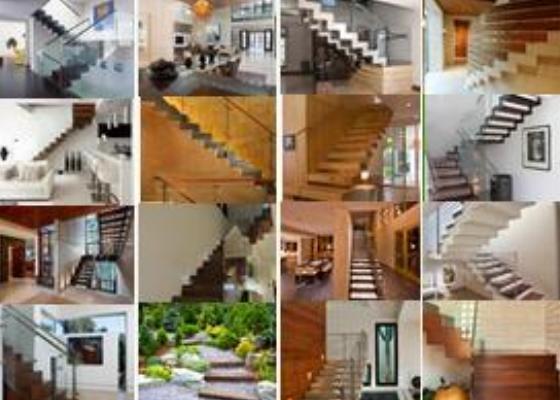 Fotos de escaleras escaleras de madera decoracion for Imagenes escaleras interiores