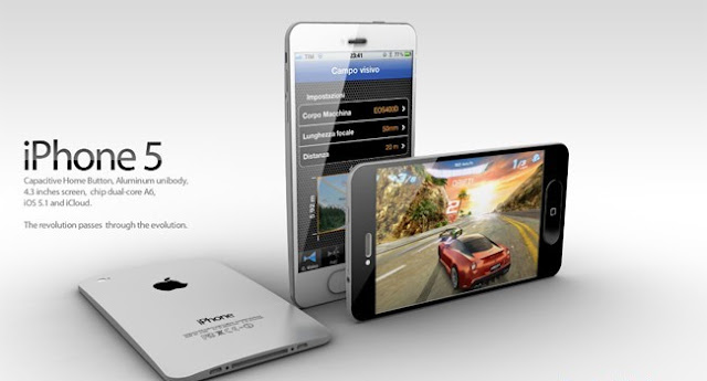 iPhone 5 real picture