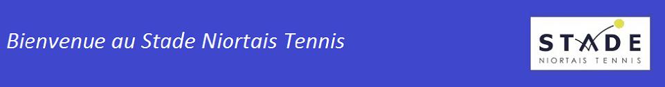 Le Stade Niortais Tennis