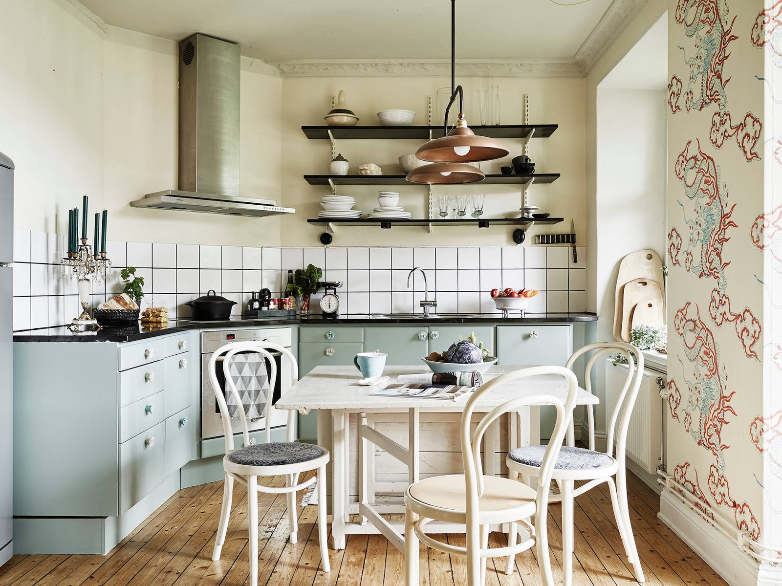 decordemon Djupedalsgatan 9D A Swedish apartment with a