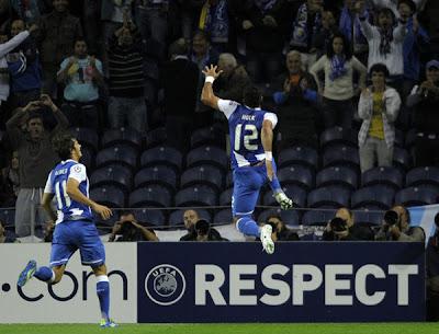 FC Porto 1 - 1 APOEL Nicosia (2)