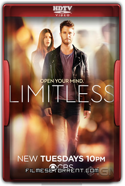 Limitless 1ª Temporada Torrent BluRay 720p Dual Áudio