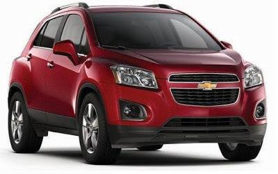 Chevrolet TRACKER - El nuevo modelo de Chevrolet