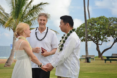 Waialae Wedding