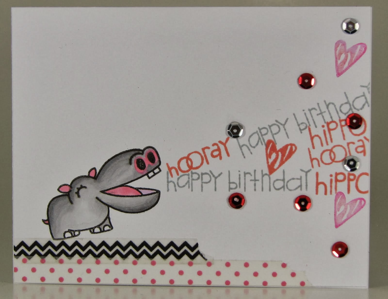 Featured on Paper Smooches with THIS card: