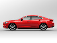 2013 Mazda 6 Sedan japanese car photos 3
