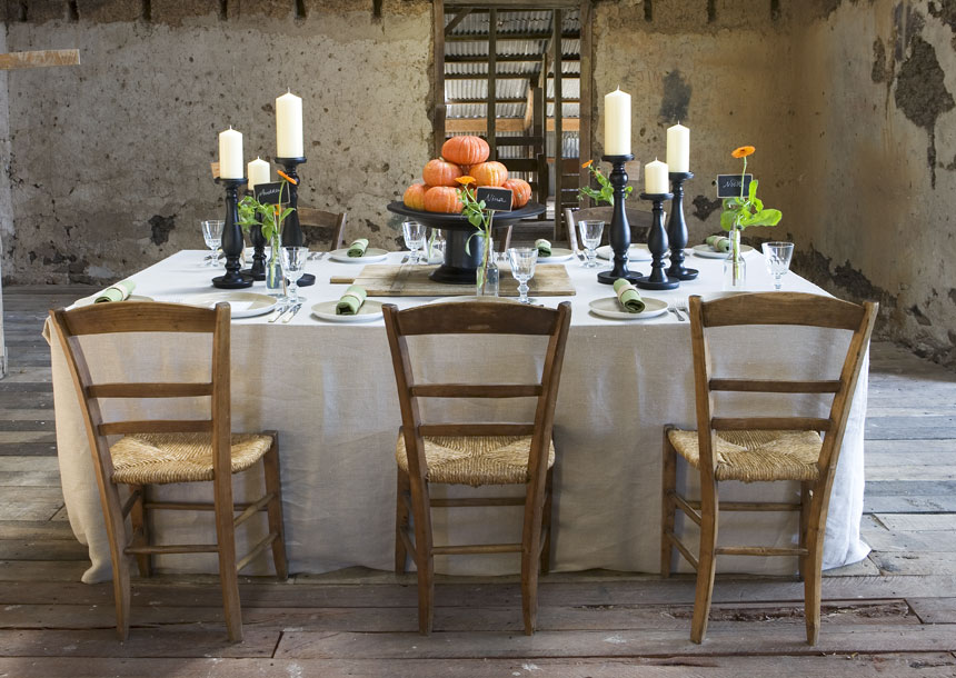 Country Style Wedding Decorations