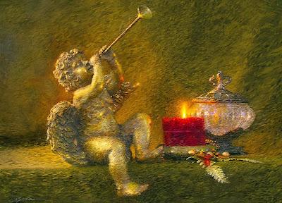 pinturas-de-santa-claus