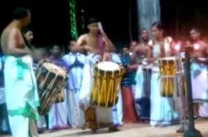 Thayambaka Performance by Young Talents – Pathikalam