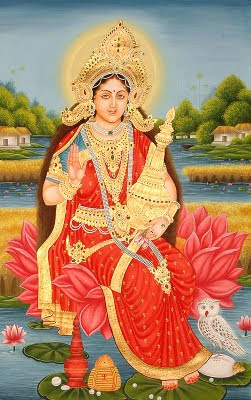 goddess_lakshmi_with_wealth_pot_and_owl
