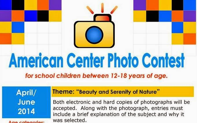 American Center Sri Lanka Photo Contest 2014