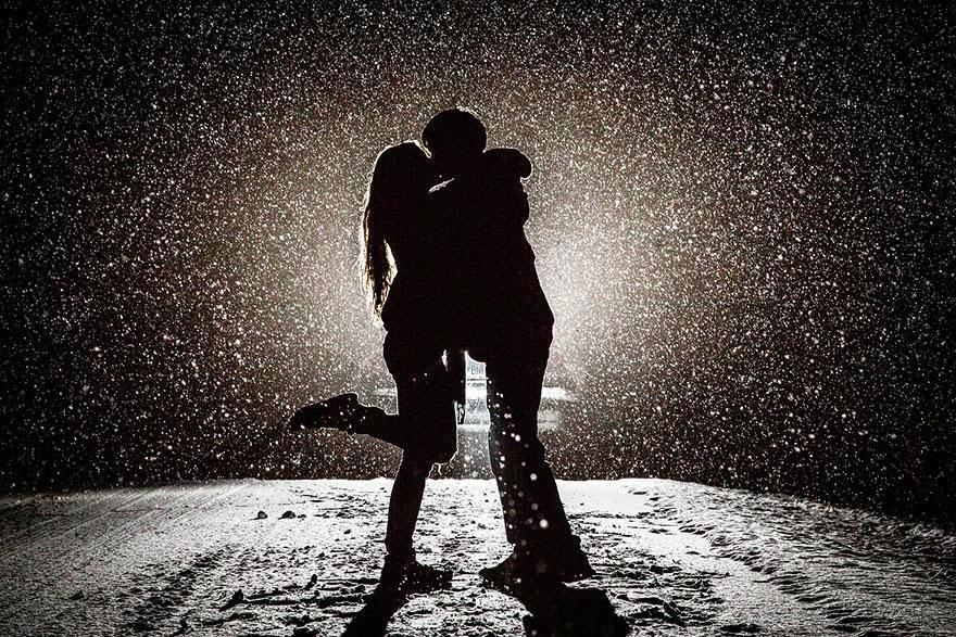 enamorarse es similiar a una dosis de cocaina