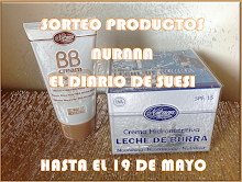 Sorteo Productos Nurana en el El diario de Suesi
