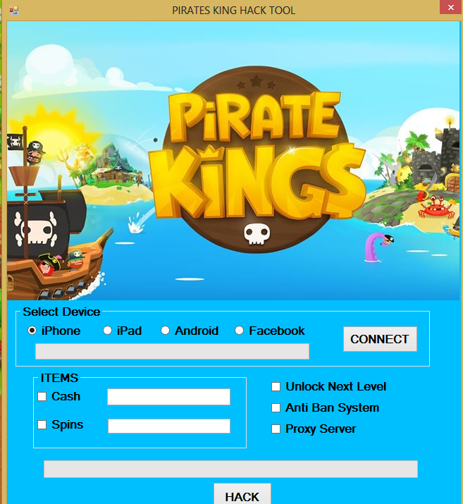 Pirate Kings Hack - piratekingshackcheats.com