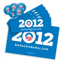 Show your Support - Get Your Obama 2012 Gear NOW