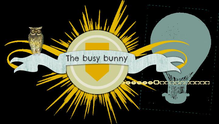 The busy bunny