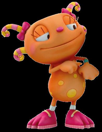 cartoon characters  henry hugglemonster