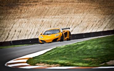 #18 McLaren Wallpaper