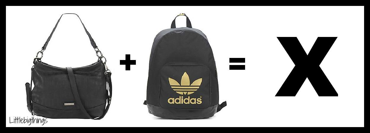 Sporttinen Käsilaukku : Laukkuyht?l? littlebigthings