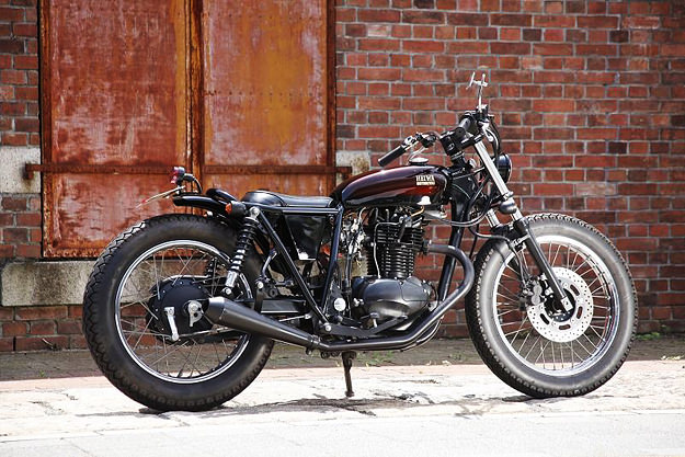 CAF   RACER 76  HEIWA The Japanese custom shops