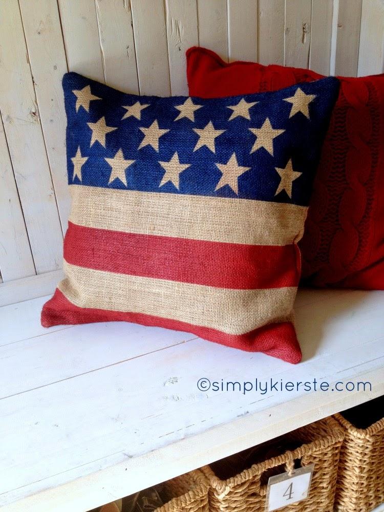 http://simplykierste.com/2013/05/burlap-flag-pillow.html