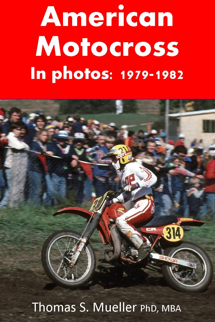 "Revised and republished: ""American Motocross in Photos"""