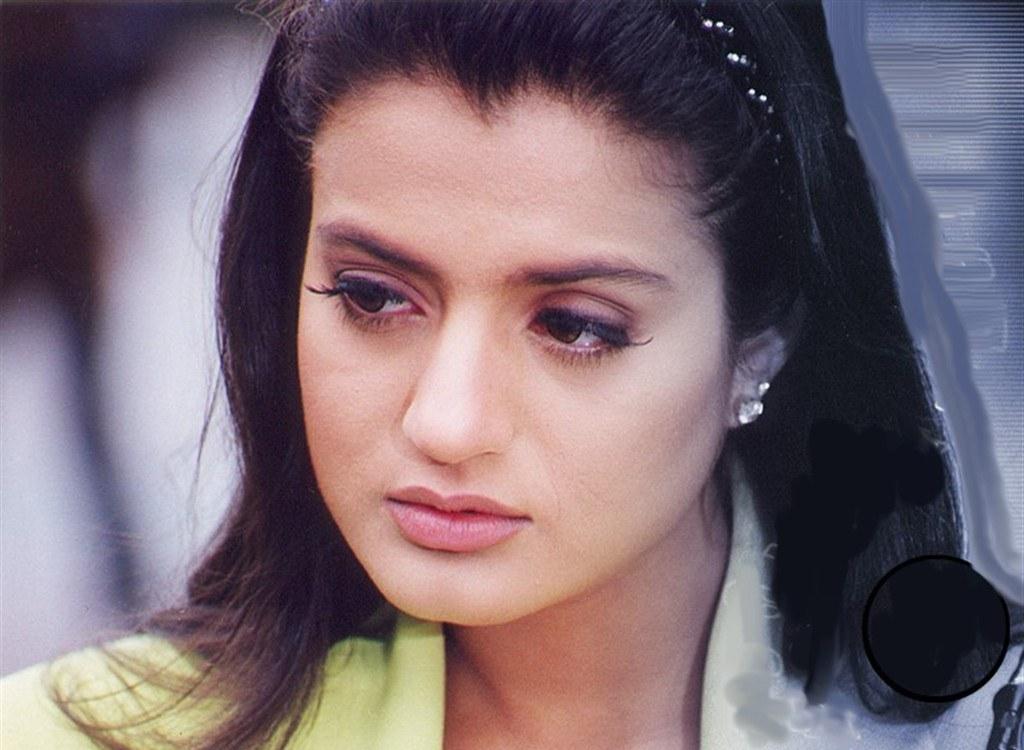 Ameesha Patel HD Wallpaper