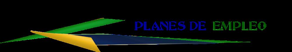 PLANES DE EMPLEO Centro de Formación y Empleo