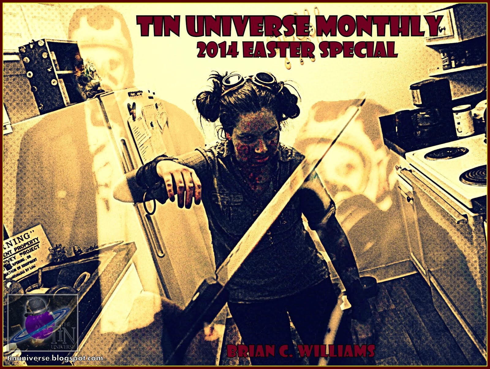 Tin Universe Monthly 2014 Easter Special