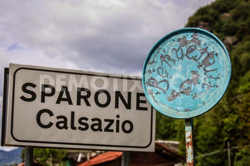 италия деревня