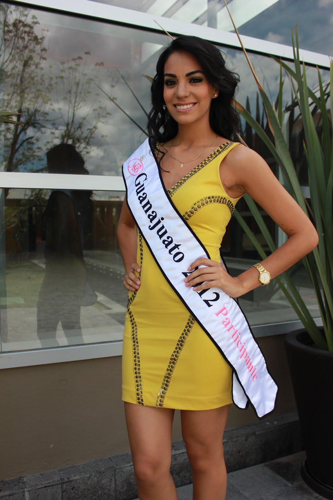Elisa Espinosa Ganadora De Nuestra Belleza Guanajuato 2012