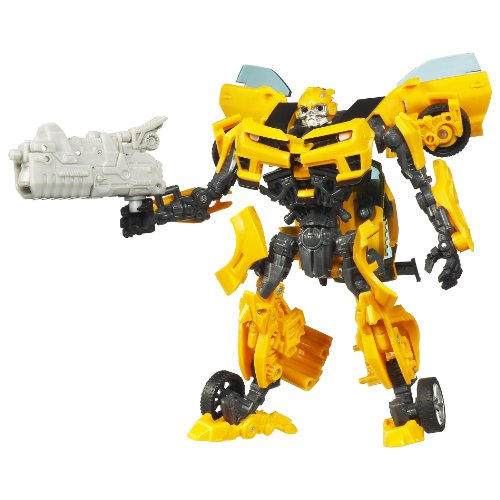 Transformers Dark of the Moon - MechTech Deluxe Bumblebee