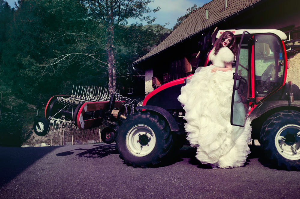 Swiss Wedding - Photos: Michèle Bloch Stuckens