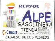 GASOLINERA ALPE
