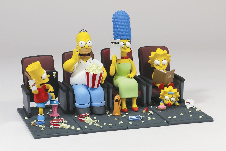 [Iron Studios] The Simpsons -  Homer vs Bart Simpsons-toys6-1