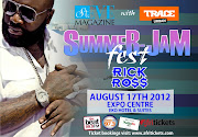 . stage name Rick Ross has confirmed that he will be performing in Lagos .