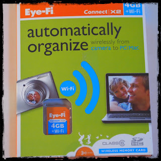 EyeFi for Camera
