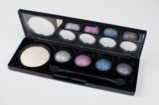 Make up Factory - Prime & Shine Eye Shadow Box
